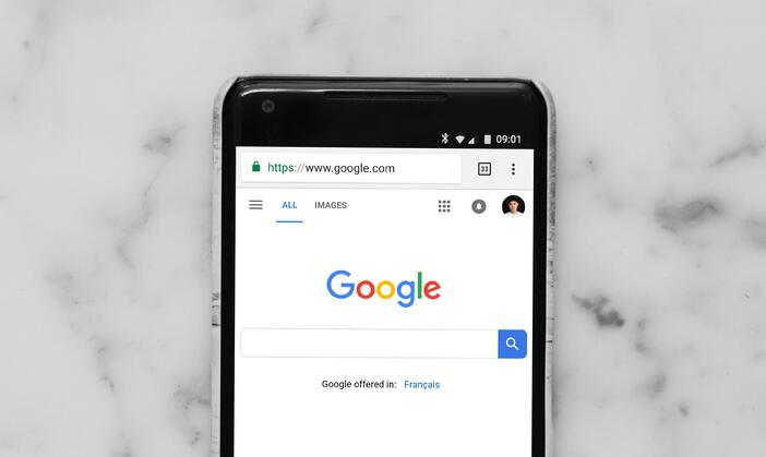 cell-phone-with-google-browser-open