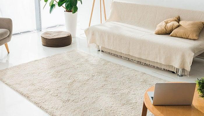 clean-white-rug