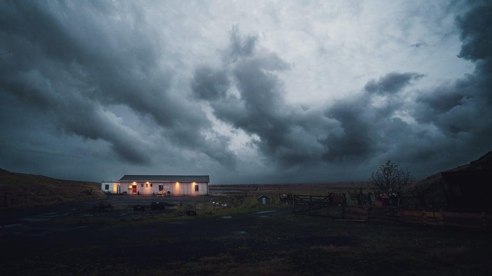 rain-storm-house